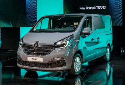New Renault Trafic Van 0% finance over 5 years Call David on 01284 727918
